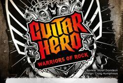 Activision jeu vidéo guitar hero warrior rock gaming heaven