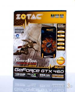 gtx 460 amp zotac nvidia carte graphique