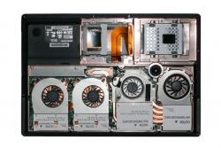 Un test d'un portable ebarquant un i7 980X