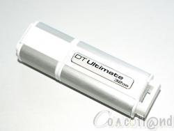 [Cowcotland] Clé USB Kingston DT Utimate : L'USB 3.0 dans ta poche