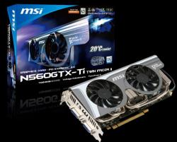 MSI N560GTX-Ti Twin Frozr II OC c'est miam