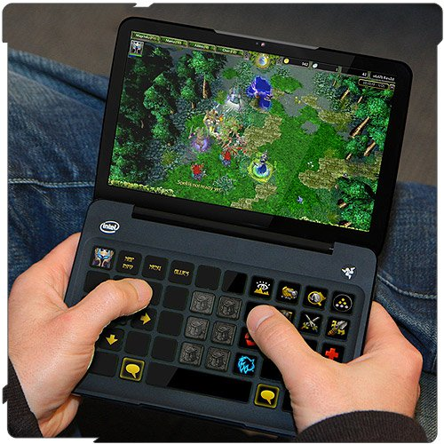 Razer Switchblade Ou Comment Ecouler Les Stocks De Claviers Optimus Portable Gamer