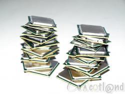 Comparatif 41 processeurs, Sandy Bridge Inside