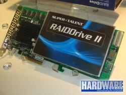 SuperTalent du RaidDrive 2 qui déchire