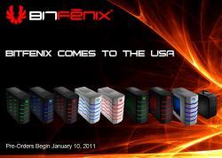 BitFenix s'envole vers les Etats-Unis.