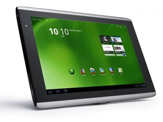 test tablette acer iconia a500 32 go tablettes. Black Bedroom Furniture Sets. Home Design Ideas