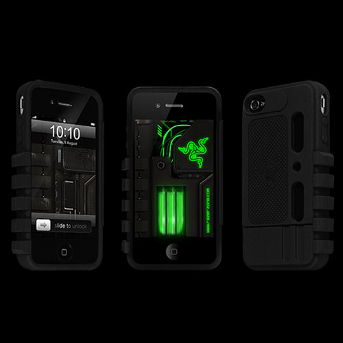 Razer protége ton iPhone 4