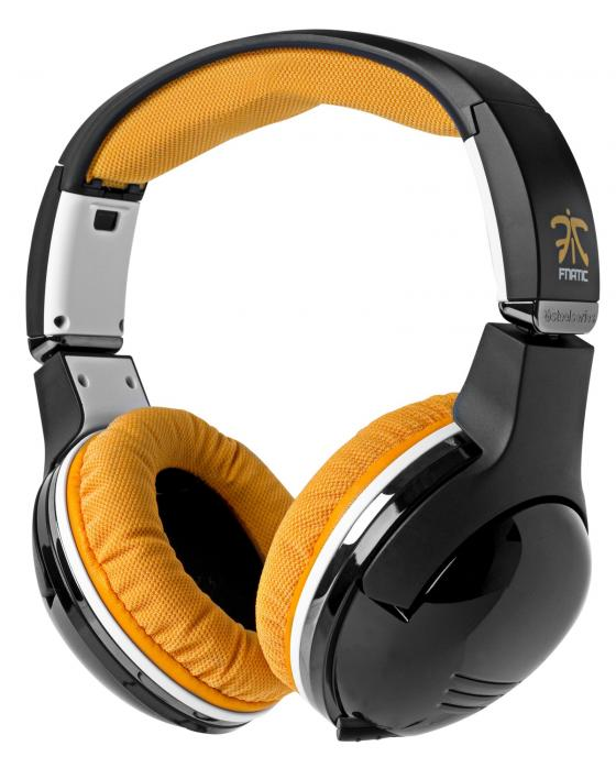 Envie de jouer au Gamer professionnel ? SteelSeries annonce du matos Fnatic