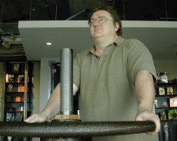 Gabe Newell donne son avis sur le piratage