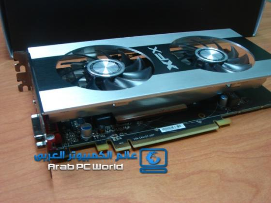 XFX : une HD7770 Black Edition