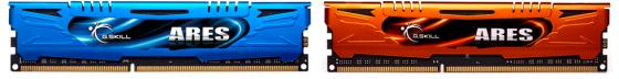 G-Skill Ares : DDR3 Low Profile