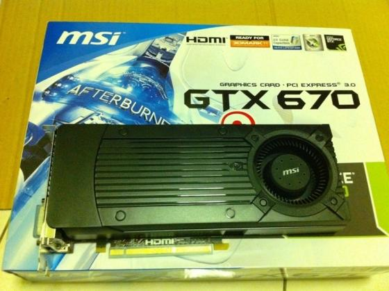 GTX670 (TI ?) Spec 12a