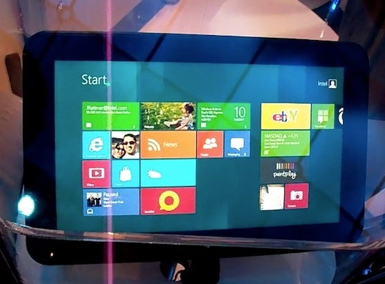 Tablette Windows 8 : Au mois de Novembre