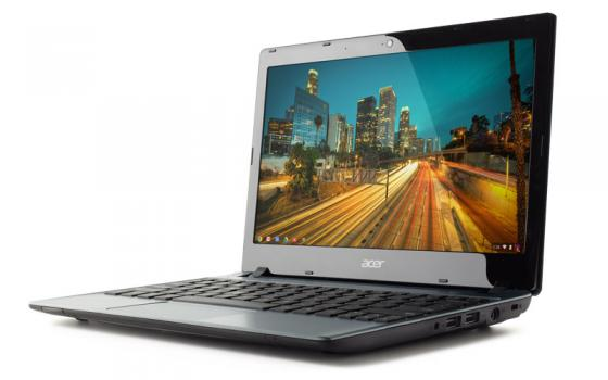 Acer C7 : un second Chromebook � 199 Dollars