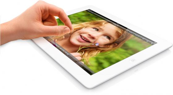 Apple : un iPad Retina en 128 Go