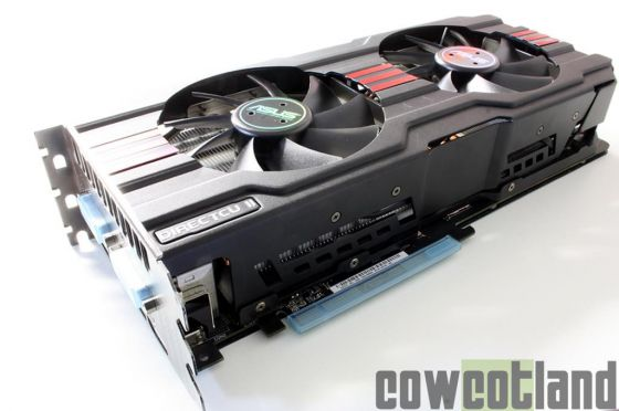 cowcotland test carte graphique asus amd hd 7970 dcuii