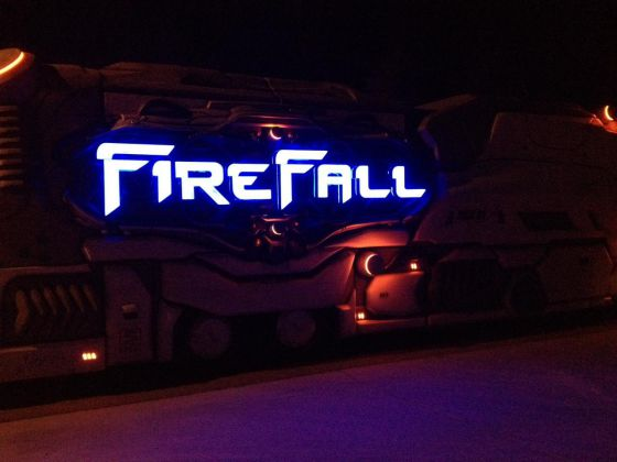 west coast customs mod firefall camion