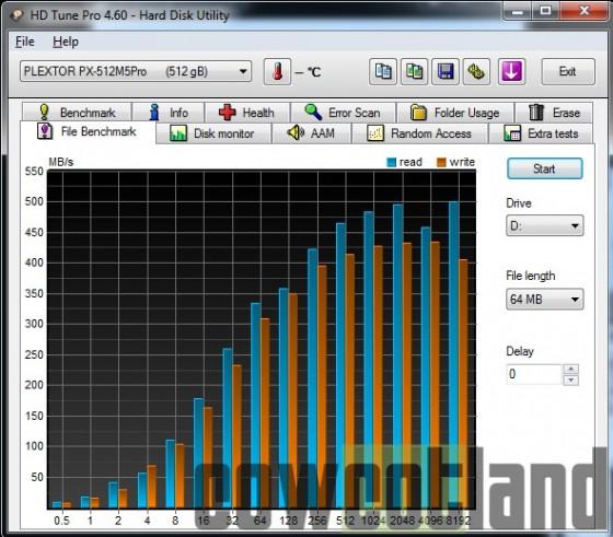 cowcotland preview ssd plextor-m5-pro-xtreme 512 go