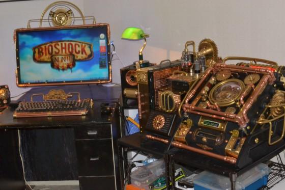 Le Piston par Rand Steward, préparez la monnaie... Mod-steampunk-bioshock