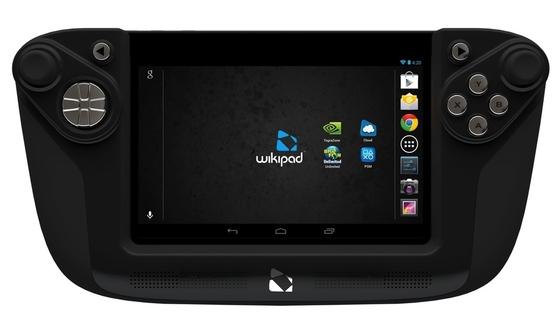 wikipad une nouvelle console portable base de tegra jeux pc consoles. Black Bedroom Furniture Sets. Home Design Ideas