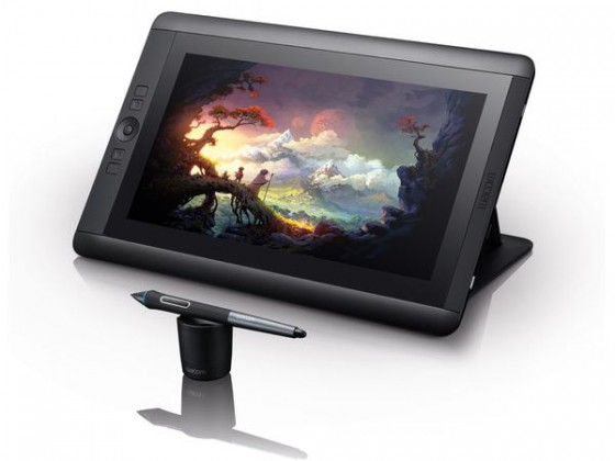 wacom cintiq 13hd une grosse tablette pour dessiner articles divers. Black Bedroom Furniture Sets. Home Design Ideas