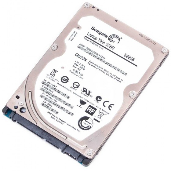 seagate laptop thin sshd 500go un disque hybride performant disques durs. Black Bedroom Furniture Sets. Home Design Ideas
