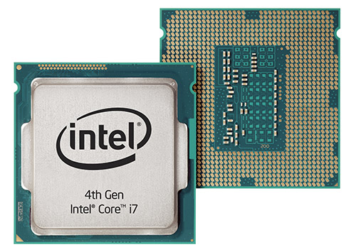 memoire cpu haswell intel
