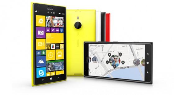 nokia lance le lumia 1520 sous windows phone t l phones. Black Bedroom Furniture Sets. Home Design Ideas