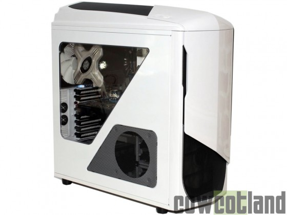 test boitier nzxt phantom 530 bo tiers racks. Black Bedroom Furniture Sets. Home Design Ideas