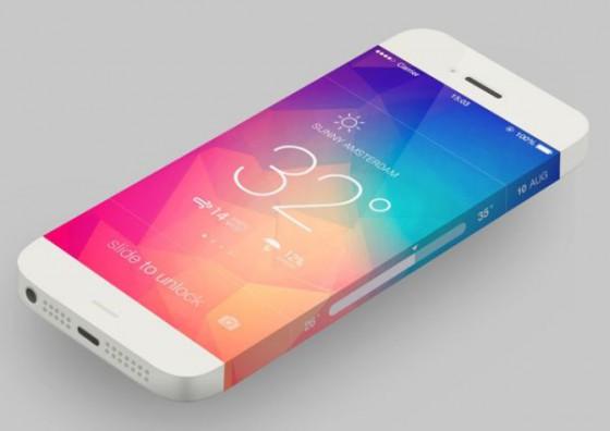 l 39 iphone 6 en 4 9 pouces t l phones portables. Black Bedroom Furniture Sets. Home Design Ideas