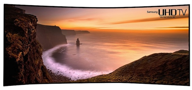 lg versus samsung bataille 105 ultra hd curved commence