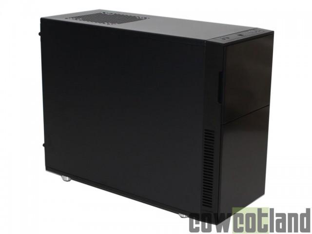 test du boitier nanoxia deep silence 4 bo tiers racks. Black Bedroom Furniture Sets. Home Design Ideas