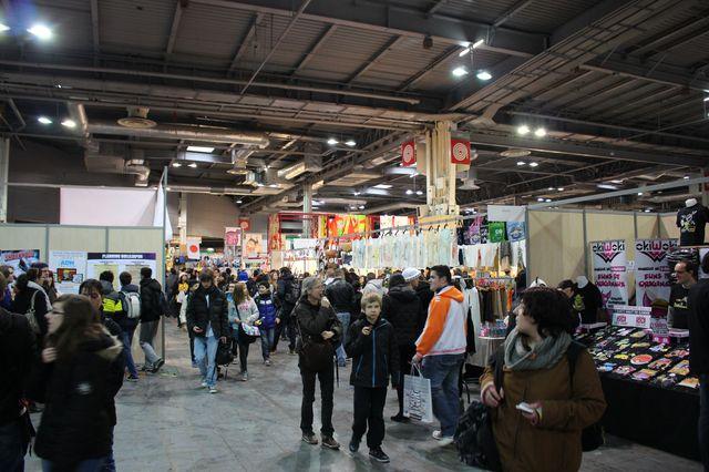 Paris manga 2014 la d couverte du salon salons for Salon du manga paris juillet