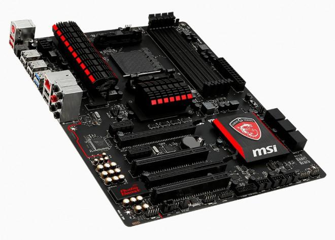 carte mère msi 970 gaming MAJ] Carte mère MSI 970 Gaming : Pour les adeptes d'AMD   Cartes mères
