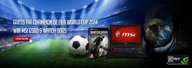 concours coupe monde msi gs 60 gagner