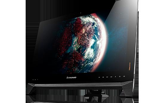 lenovo propose deux nouveaux ordinateurs 39 39 tout en un. Black Bedroom Furniture Sets. Home Design Ideas