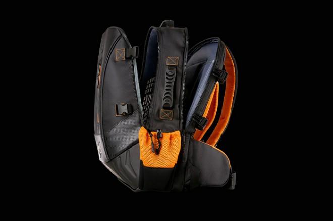 aorus b7 le sac dos pour pc portable qui a du style articles divers. Black Bedroom Furniture Sets. Home Design Ideas
