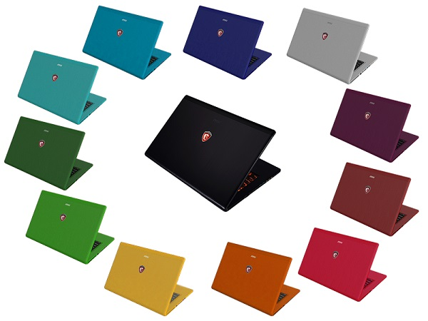 msi mettra couleur prochaines versions pc portables gs 70