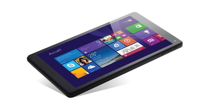 danew i812 une tablette de 8 39 39 en atom z3735e sous windows 8 1 tablettes. Black Bedroom Furniture Sets. Home Design Ideas