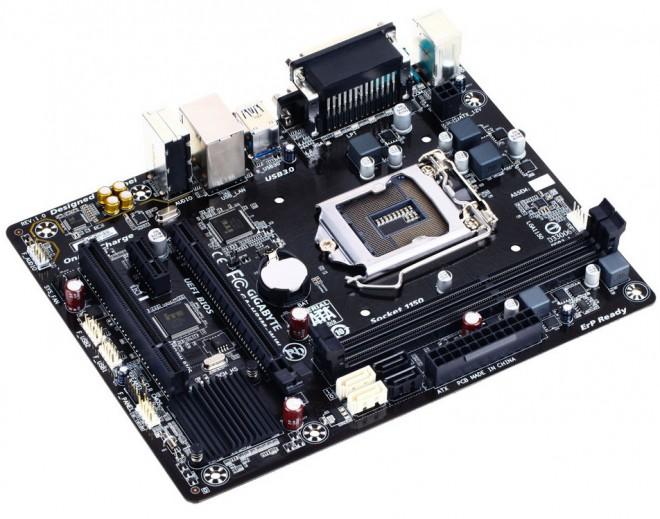 La carte mère Gigabyte H81M-WW aura un chipset audio Realtek