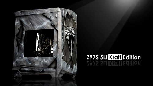 modding decidement msi z97s sli krait edition egerie moddeurs