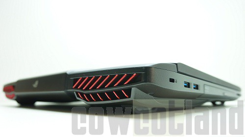 cowcot tv pr sentation du pc portable gamer asus g751 jt. Black Bedroom Furniture Sets. Home Design Ideas