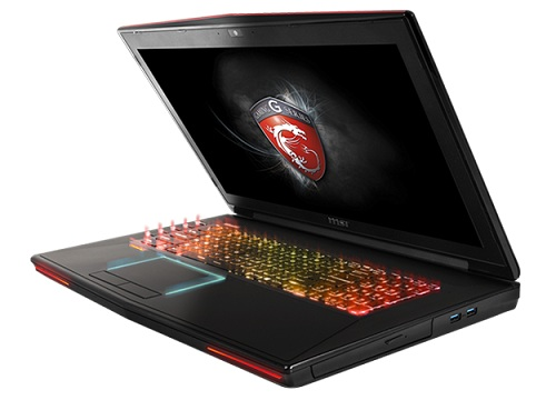 msi overclock une nvidia gtx 980m embarqu e dans son pc portable gamer gt72 portable gamer. Black Bedroom Furniture Sets. Home Design Ideas