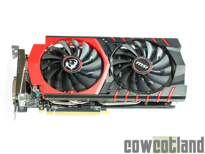 cowcotland test carte graphique msi gtx 980 gaming