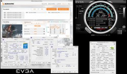 evga brise records overclocking