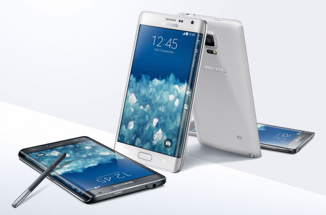 galaxy note edge samsung annonce france debut decembre