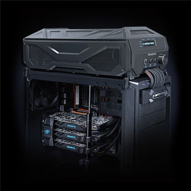 gigabyte waterforce tri-sli gtx-980
