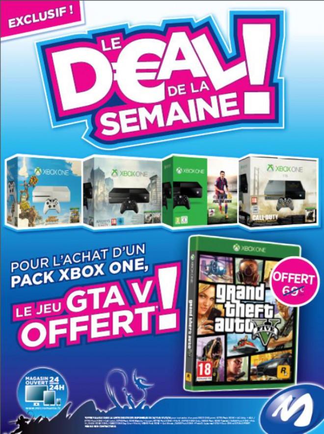 Offre Xbox One Mundu Fr