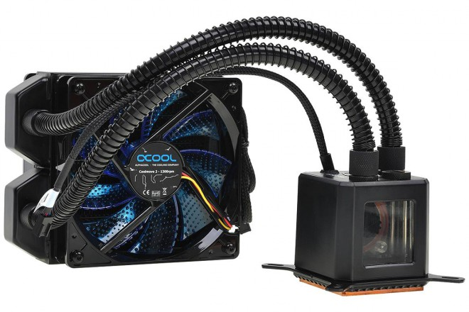 watercooling alphacool kit esiberg
