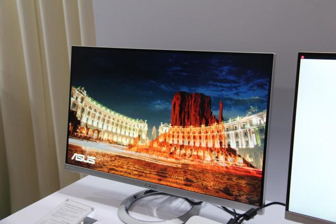Asus officialise son cran designo mx27aq ecrans moniteurs for Test ecran 27 pouces